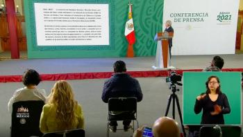AMLO envía nota diplomática a EEUU por intervencionismo