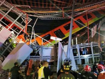 Morena frena Comisión Investigadora del colapso en estación Olivos