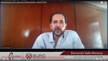 """Presenta IECM, """"App Buró Parlamentario"""", plataforma para conocer perfiles de candidatos"""