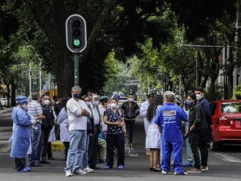Se reanudará macro simulacro a pesar de la pandemia
