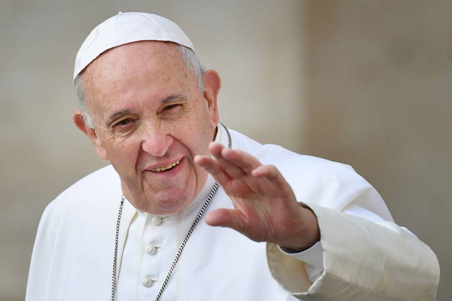 Papa Francisco respalda suspensión temporal de patentes de vacunas contra COVID-19