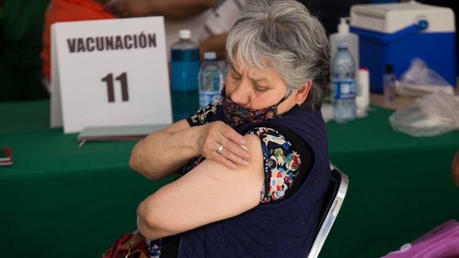 Se han aplicado en México más de 21 millones de vacunas contra covid-19