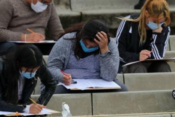UNAM arranca este fin de semana aplicación de examen de ingreso