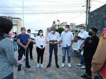 En Querétaro el PES firma acuerdo con los Vecinos de Colonias Unidas