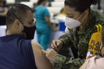 Próxima semana, alcaldía Cuauhtémoc inicia vacunación a personas de 50 a 59 años