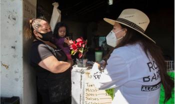 Rocío Barrera: 50% de los cargos serán para mujeres en Venustiano Carranza
