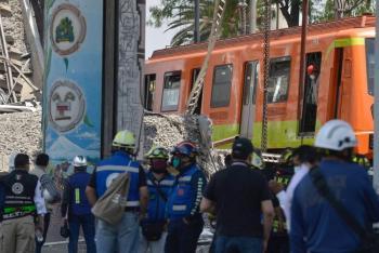 Familiares de fallecidos en colapso de Línea 12 del Metro recibirán apoyo emergente de 40 mil pesos por parte de CEAVI