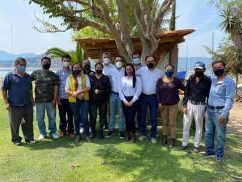 Dra. Michelle Núñez suma a su campaña al PAN, PRD y Verde por la Presidencia municipal de Valle de Bravo
