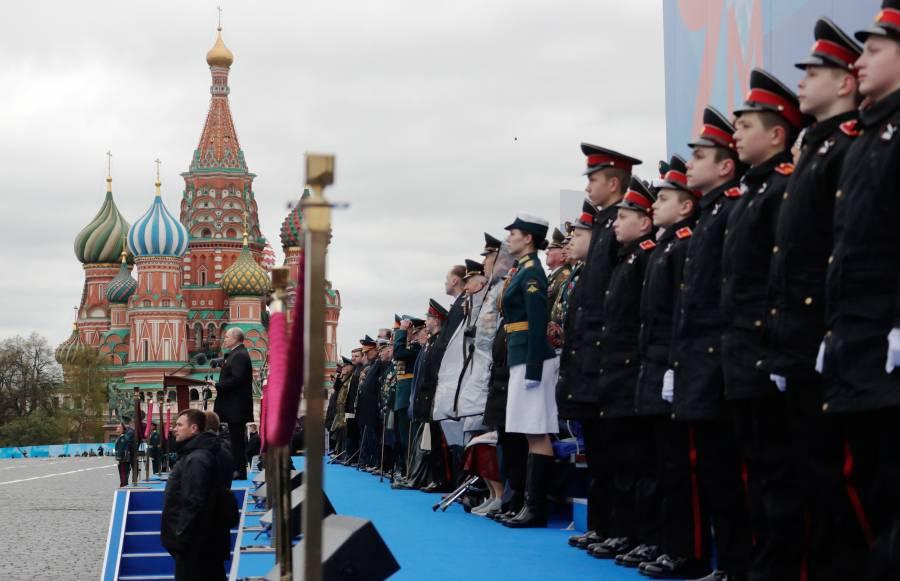 Advierte Putin sobre regreso del nazismo