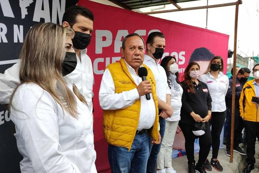 Lamenta PRD que gobierno gaste más dinero en obras que en atender la pandemia