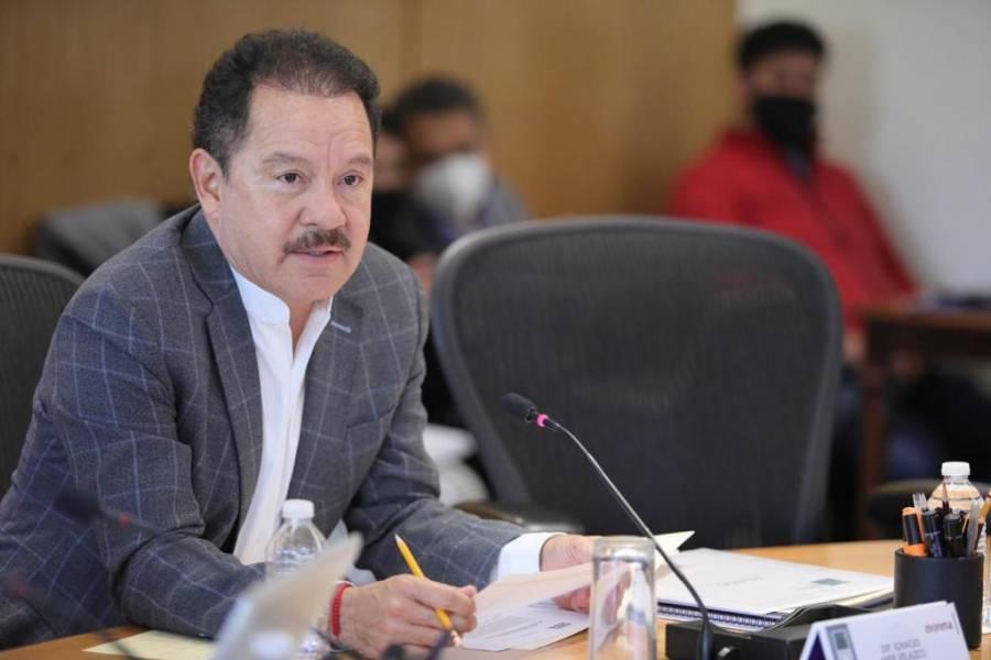 Corresponde al Poder Judicial resolver tema de Cabeza de Vaca: Ignacio Mier Velazco