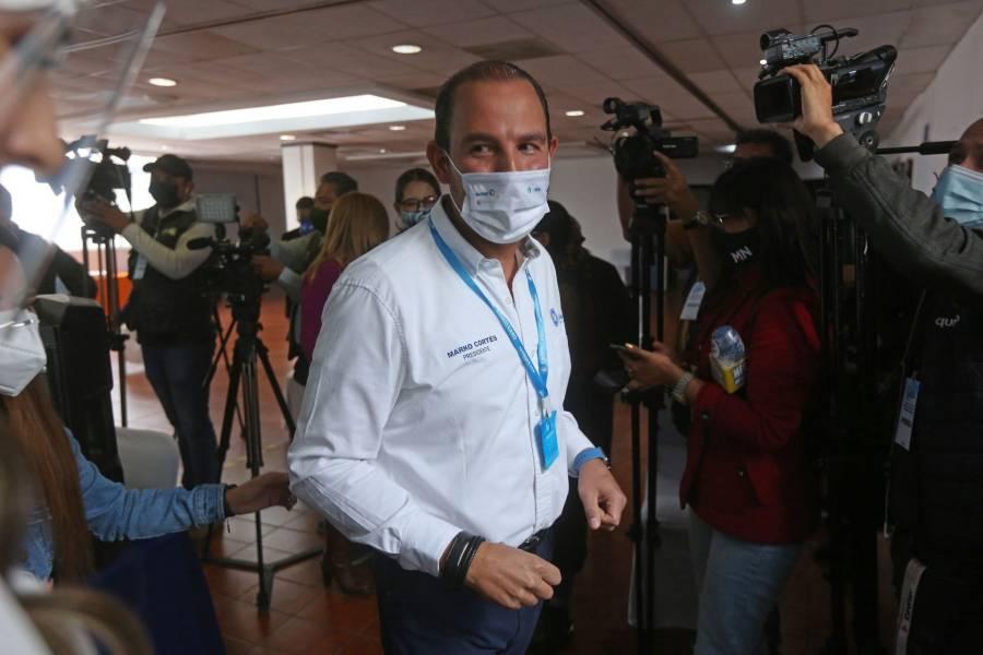 """Acusa PAN corrupción y negligencia en desplome de Línea 12, """"no fue accidente"""