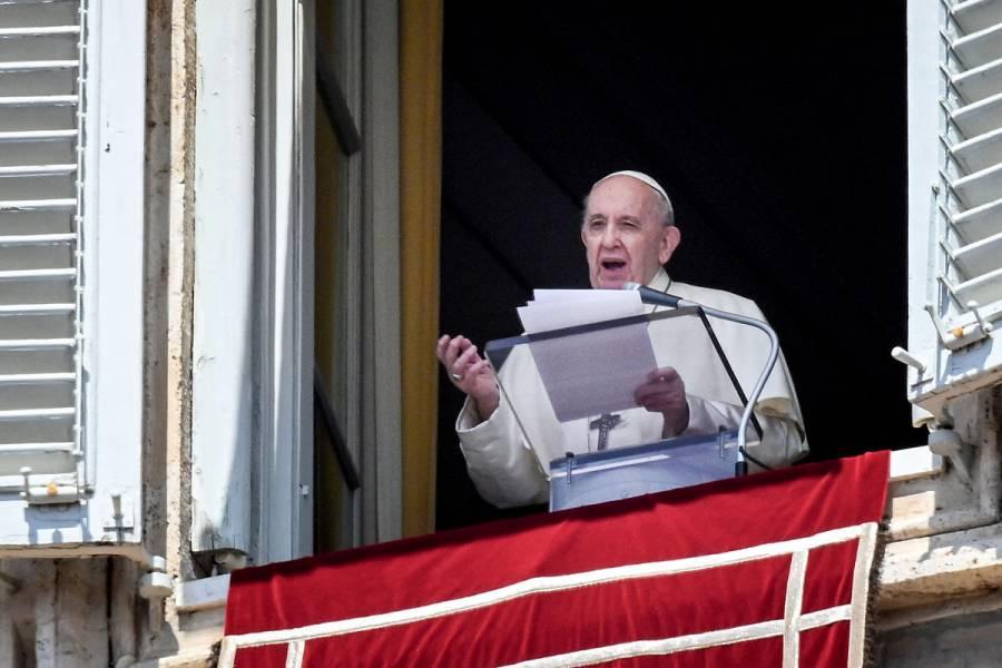 Papa Francisco expresa su preocupación por la violencia en Colombia