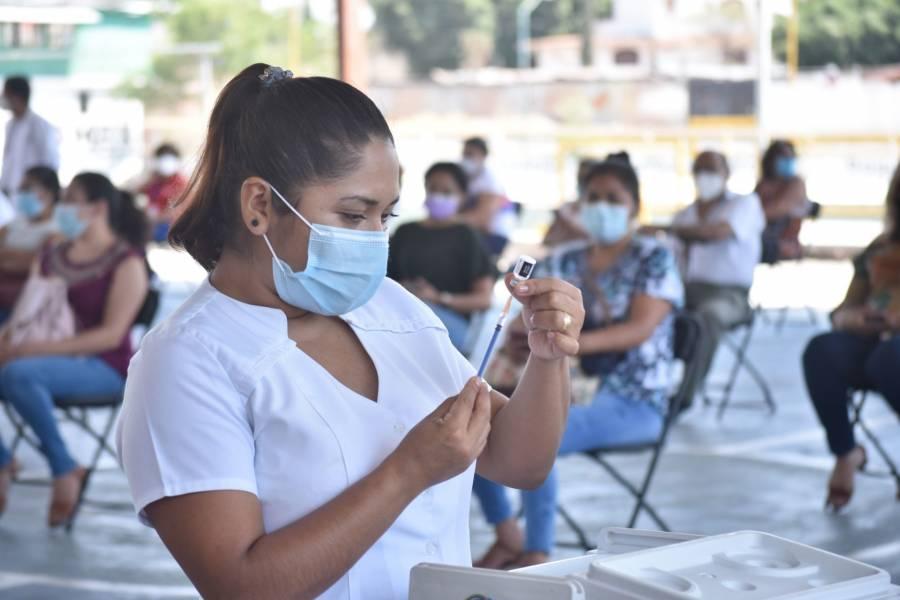 Exhortan a estados estandarizar campañas de vacunación antiCovid
