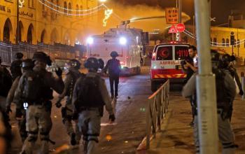Gobierno israelí defiende ocupación de Jerusalén