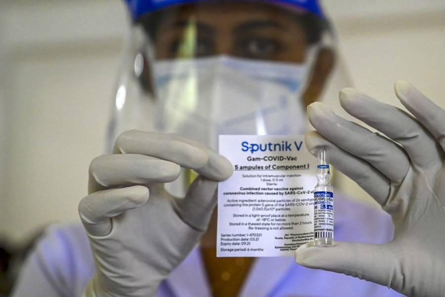 Vacuna Sputnik Light pide autorización de uso de emergencia en México