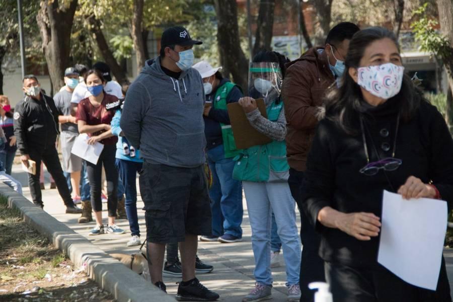 México reporta 2 millones 553 mil 021 casos estimados de COVID-19 y 219 mil 089 fallecidos