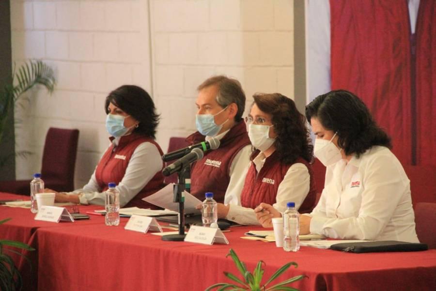 Presenta Dolores Padierna a Manuel Oropeza como titular de la Dirección General Jurídica y de Gobierno en Cuauhtémoc