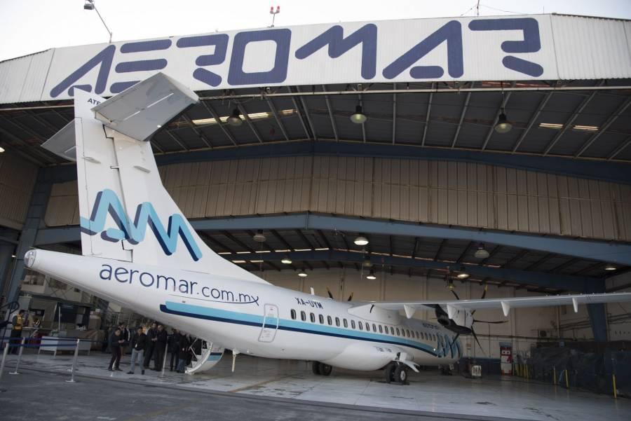 Pilotos y Aeromar logran acuerdo salarial