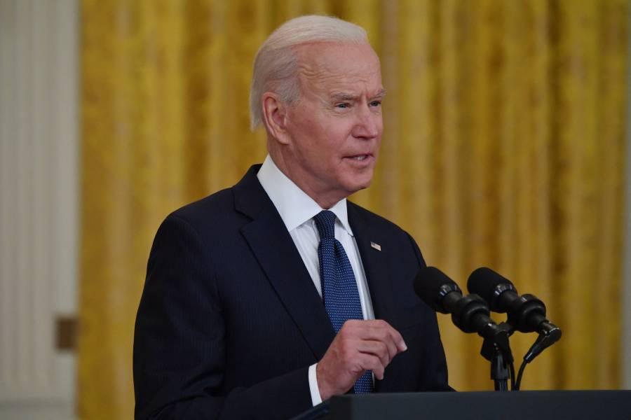 Joe Biden acusa a piratas informáticos