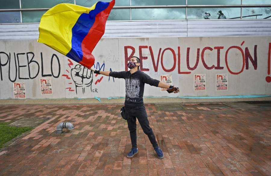 Las protestas en Colombia no paran; al menos 27 personas han muerto por los disturbios
