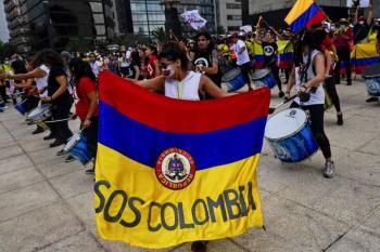Iván Duque ordena más despliegue de fuerza pública en Cali, Colombia