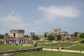 Por caso de Covid-19, cierra Zona Arqueológica de Tulum hasta nuevo aviso