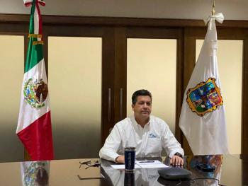 Al PJ corresponde resolver situación de Cabeza de Vaca: Mier Velazco
