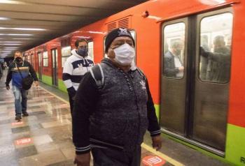 Reportan fallas en suministro eléctrico en Líneas 5 y 6 del Metro