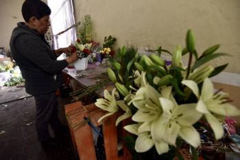 Prevén repunte de venta de flores por 10 de Mayo