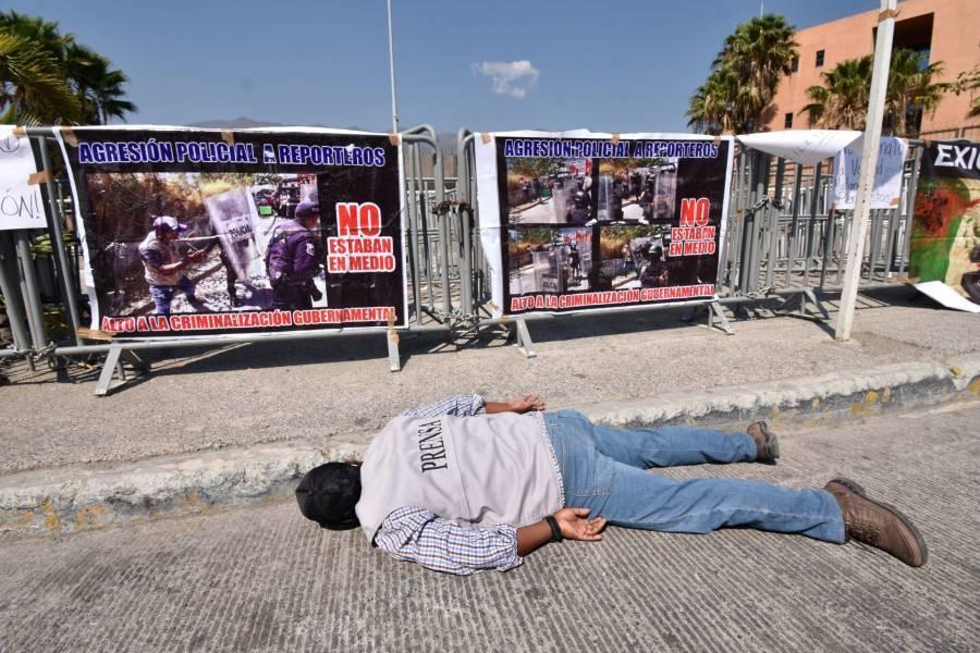 México, país en el que más asesinan a periodistas: RSF
