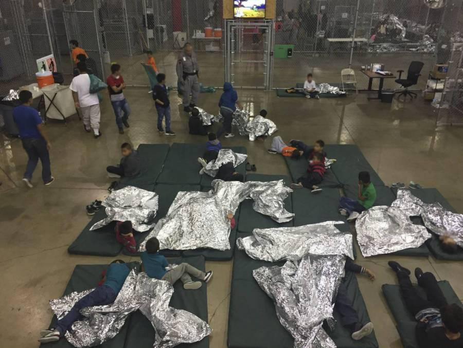 Alertan hacinamiento de menores migrantes en albergues de EEUU