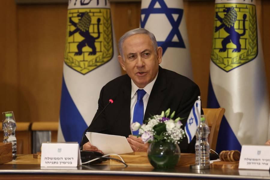 Benjamin Netanyahu promete aumentar ataques contra Gaza tras escalada militar