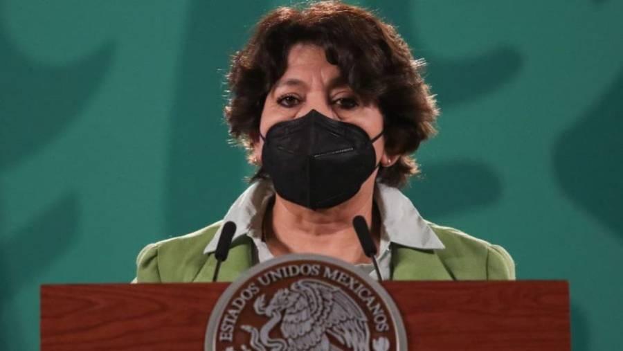 Coahuila, Chiapas y Veracruz iniciarán clases presenciales: Delfina Gómez