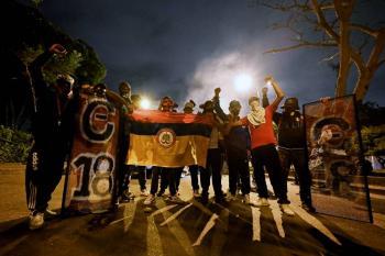 Suman otros dos fallecimientos por protestas en Colombia