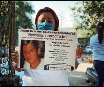 10 mayo dolorosos para madres con hijos desaparecidos