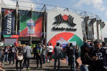 Oficial: NFL cancela juego en el Estadio Azteca; se pospone para 2022