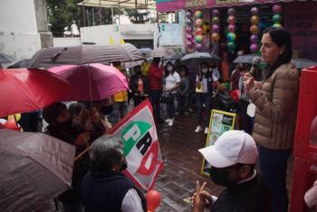En Álvaro Obregón se aplicará la iniciativa 3x3 contra la violencia de género: Lía Limón