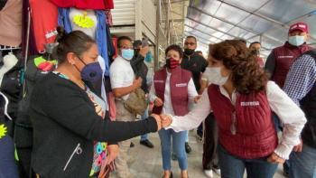 Confía Dolores Padierna, asumir alcaldía Cuauhtémoc con semáforo verde para reactivar economía