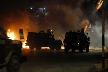 ONU preocupada por violencia de Israel contra palestinos