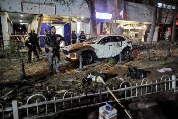 Noche de bombardeos en Gaza deja 28 muertos