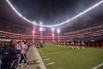 NFL cancelaría juego en la CDMX