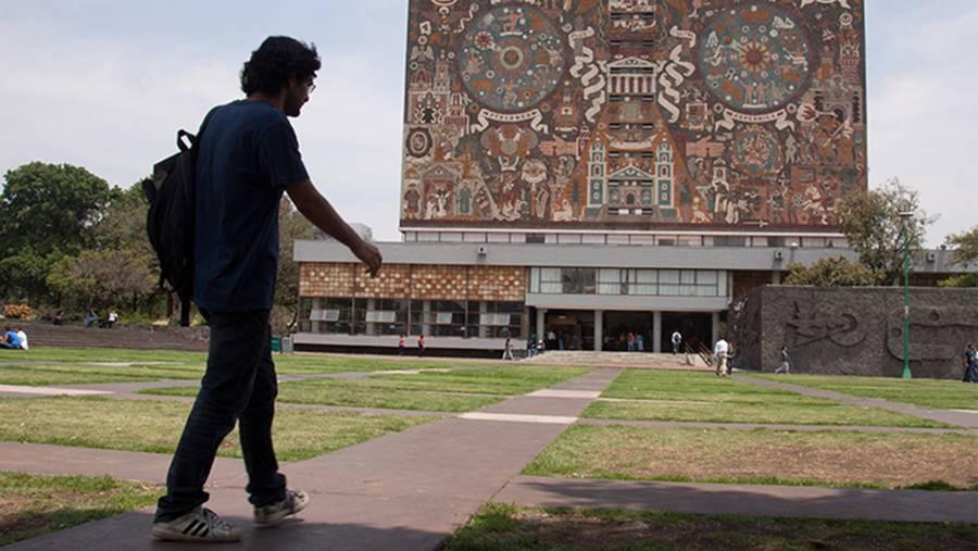 UNAM prevé regreso gradual a las aulas en agosto