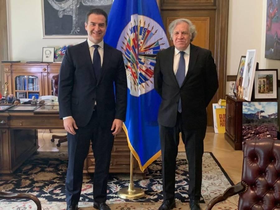 Adrián de la Garza denunció de intromisión en elecciones a López Obrador ante la OEA
