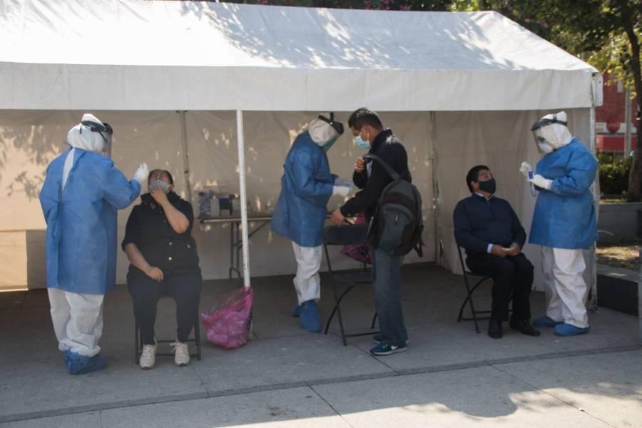 México reporta 2 millones 558 mil 387 casos estimados de COVID-19 y 219 mil 590 fallecidos