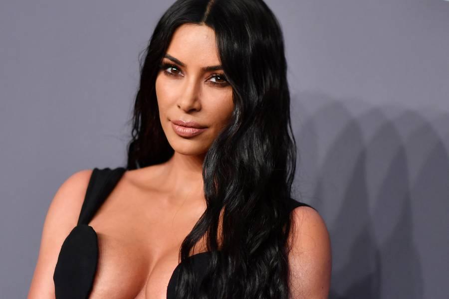 Bautizan a una vaca rescatada con el nombre de Kim Kardashian