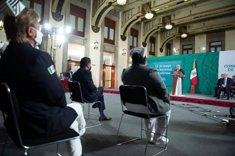 López Obrador señala que enojo de medios de comunicación es porque les trastocaron intereses