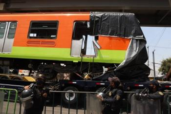 Investigará FGJCM homicidio, lesiones y daños por accidente en Línea 12