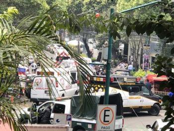 Balacera en la Colonia Juárez deja una persona herida