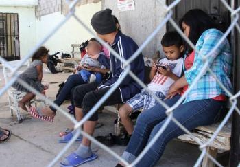 Detenciones en frontera de EEUU y México marcan nuevo récord en abril